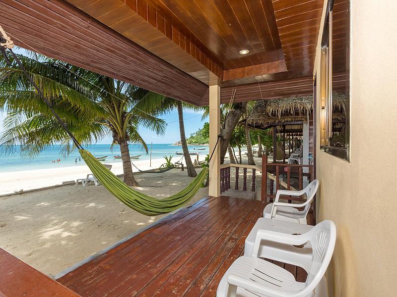 Villa Double Beachfront